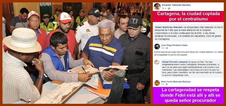 Polémica en las redes sociales por cierre temporal al bar 'Donde Fidel'