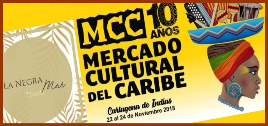 Están invitados: este fin de semana se celebran los 10 años del Mercado Cultural del Caribe