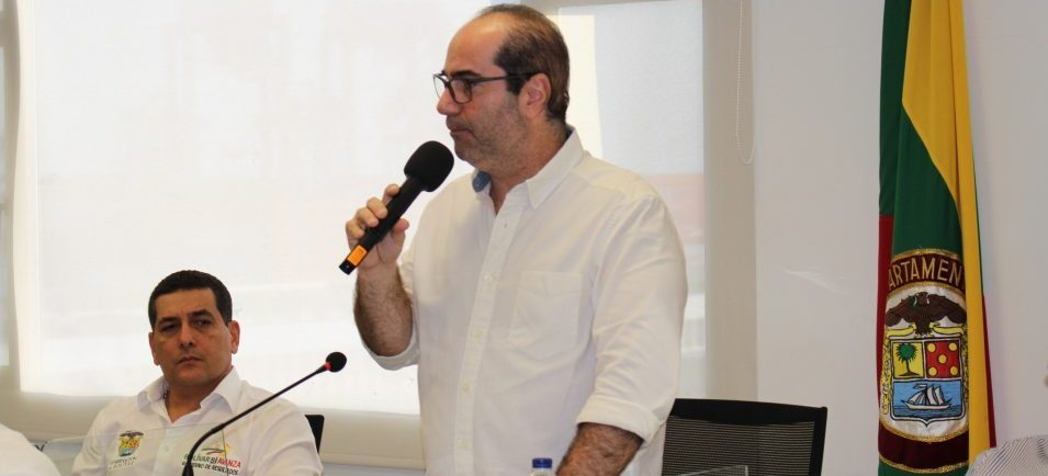 Presidente de la Asamblea rechaza intento de reorganización de límites geográficos con Atlántico
