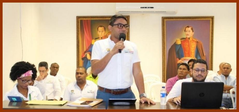 Las Secretarías de la Gobernación de Bolívar terminan la socialización del presupuesto y avances en el 2018