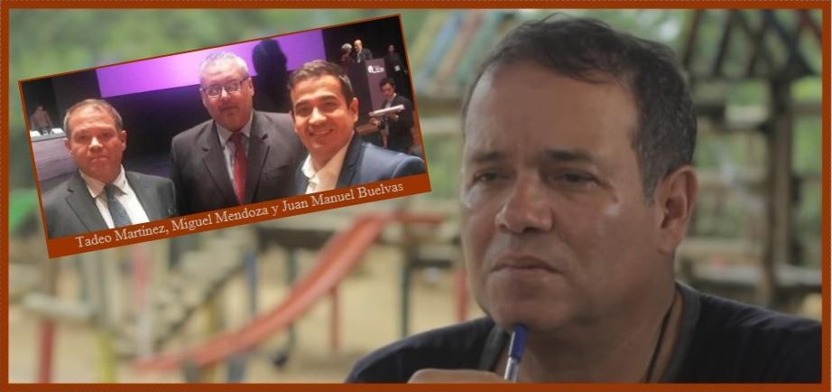 El periodista Tadeo Martínez obtuvo el Premio Simón Bolívar por 'Esta tierra es mía'