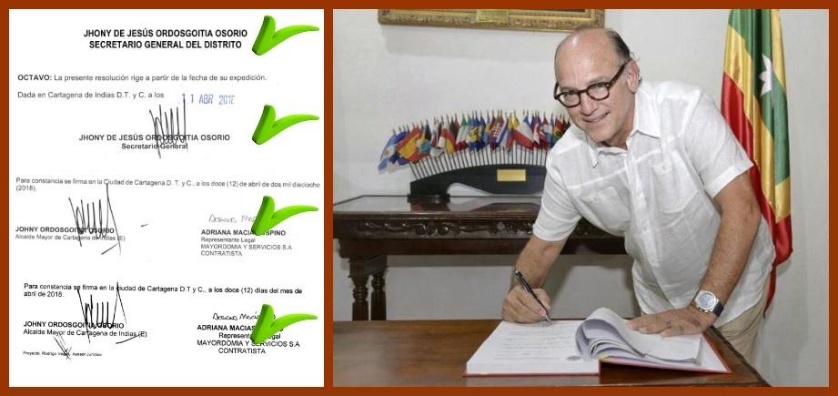 Transparencia Caribe también cuestiona contratación durante el gobierno de Londoño