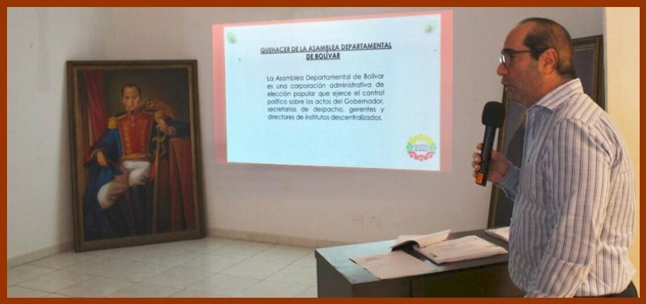 Conozca la gestión de la Asamblea de Bolívar -y de sus 14 diputados – durante el 2018