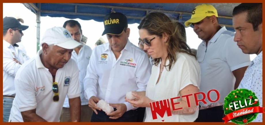 Los gobiernos nacional y departamental hacen presencia en Galerazamba