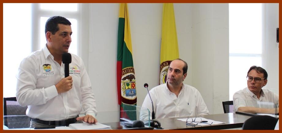Asamblea, la gran aliada del 'Bolívar Sí Avanza' de acuerdo con el gobernador Dumek Turbay