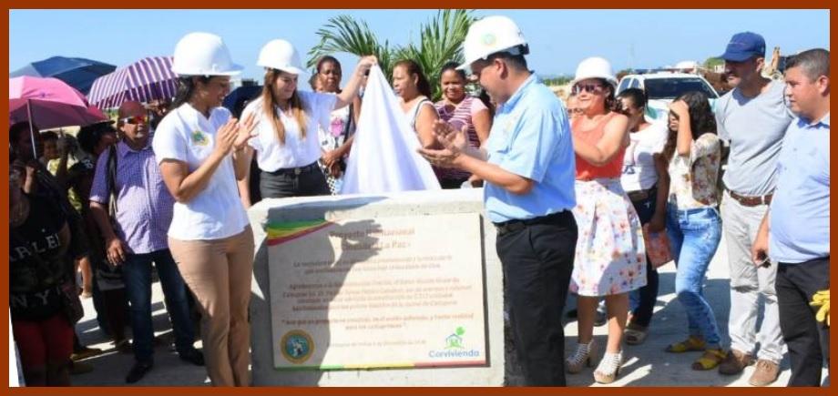 Ciudadela de la Paz, la gran apuesta para disminuir el déficit de viviendas en Cartagena