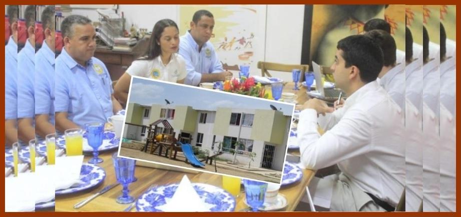 Minvivienda, Distrito y Corvivienda, los socios del programa 'Casa Digna, Vida Digna'
