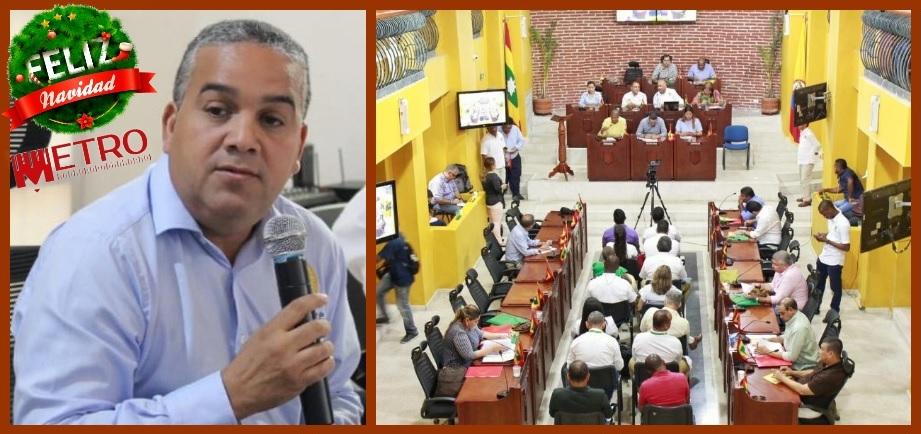 Alcalde Pedrito Pereira sale al quite a críticas a proyecto de endeudamiento