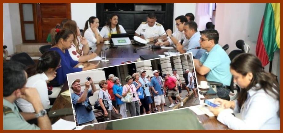 Cartagena, lista para brindar seguridad durante la temporada de Navidad y fin de año