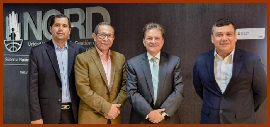 Director de la Ungrd explicará en Cartagena cómo se contratará la Protección Costera