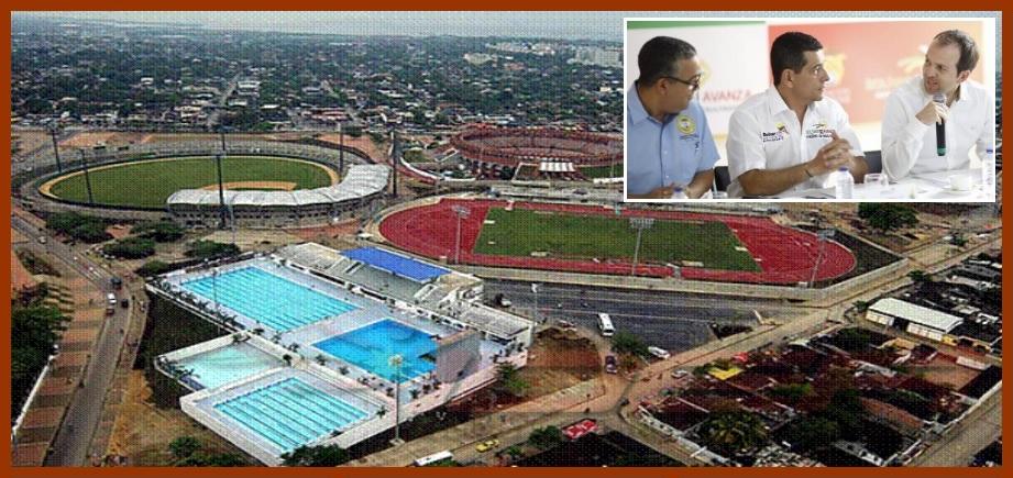 A 305 días de su inicio, garantizan recursos para Juegos Nacionales y Paranacionales