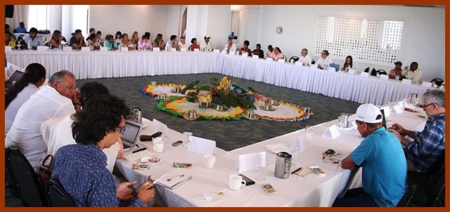 Líderes y lideresas del Caribe llegaron a Cartagena a clamar por la verdad y la vida