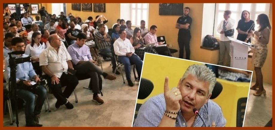 Concejales también rechazan que Ramírez «no los tenga en cuenta en sus reuniones»