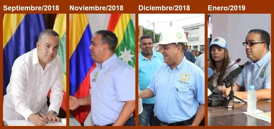 Pereira, 100 días trabajando por recuperar la confianza y la institucionalidad perdidas