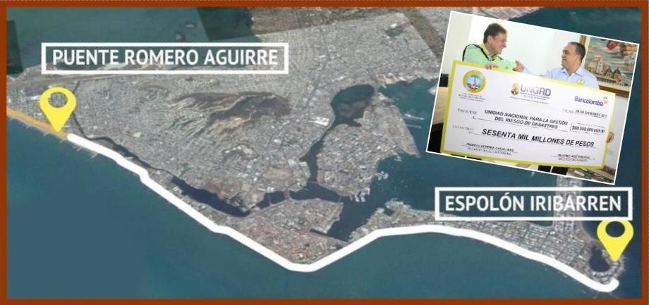 «Proyecto de Protección Costera, con plata asegurada y cronograma definido, pero…