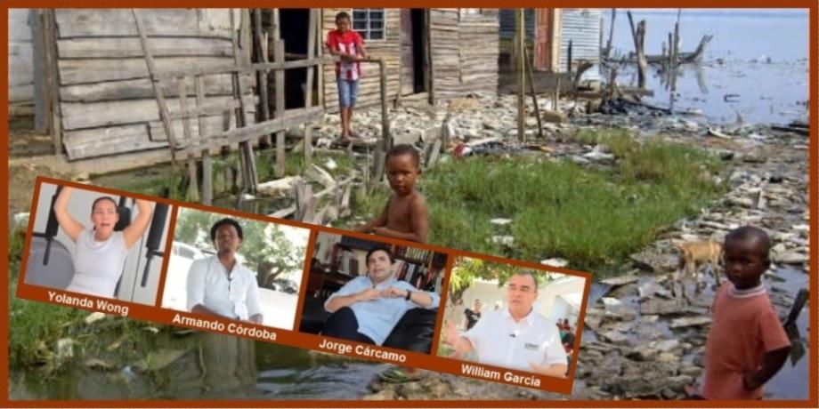 ¿Cómo plantean estos posibles candidatos a la Alcaldía sacar a Cartagena de la pobreza?