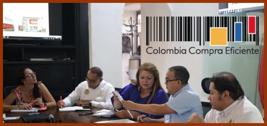 Distrito, a ahorrar tiempo y dinero comprando a través del portal Colombia Compra Eficiente