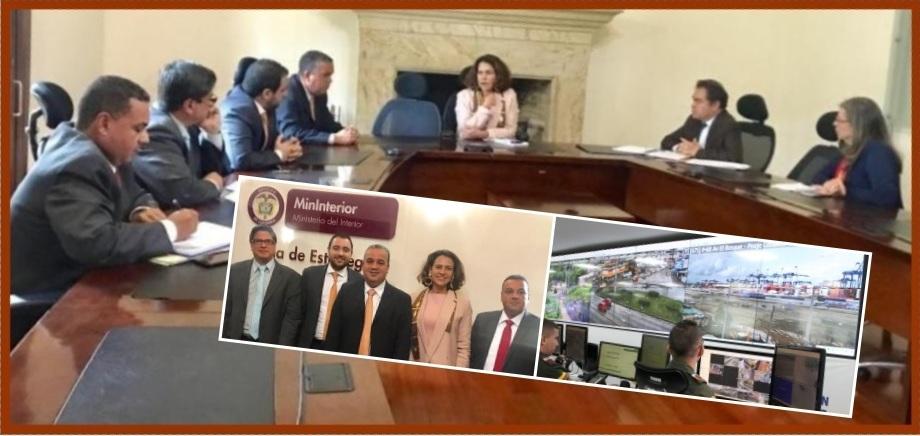 Mininterior financiará dotación de nuevos CAIs y cámaras de seguridad en Cartagena