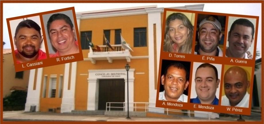 ¿Se recompone el Concejo de Cartagena?: regresan otros seis de sus miembros