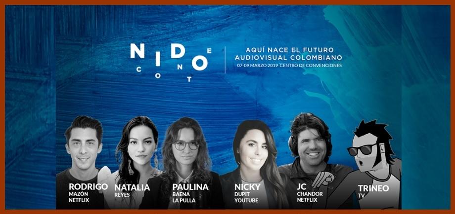 Grandes invitados de Netflix, Google y Warner Music Group se darán cita en 'Nido'