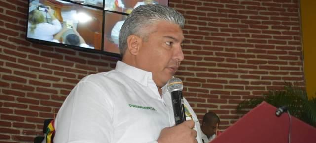 Discurso del presidente del Concejo, Óscar Marín Villalba, el 1 de marzo de 2019