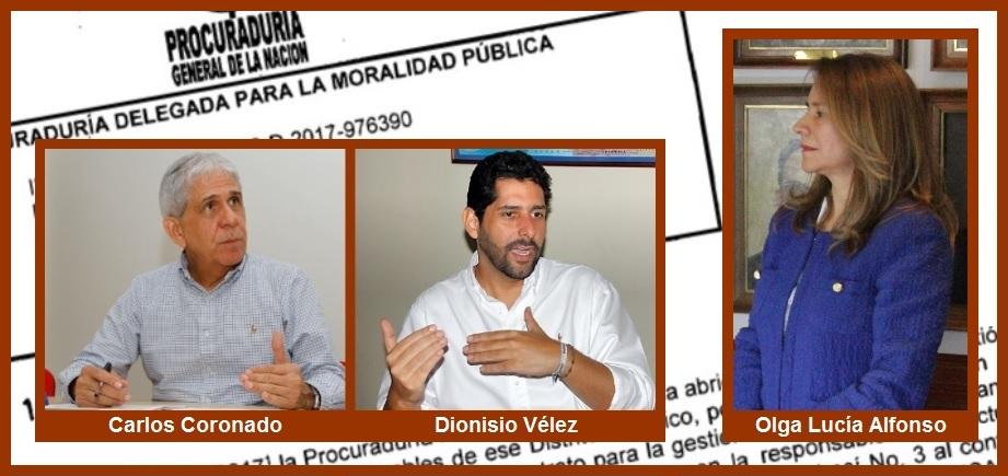 Las preguntas claves sobre la decisión de la PGN de formular cargos contra Dionisio Vélez