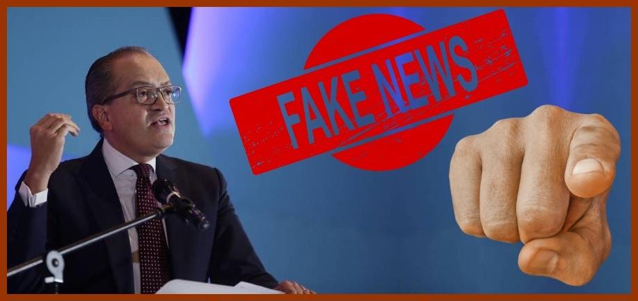 El procurador también pide filtrar contenidos y no hacer eco a las noticias falsas