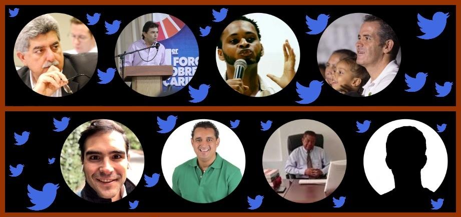 Los tuits de posibles candidatos a la Alcaldía sobre los operativos de la Policía Nacional