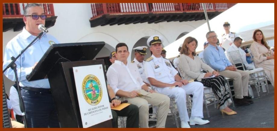 Todo listo en Cartagena para la atención de residentes y visitantes en la Semana Santa