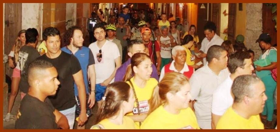 La Cartagena turística, de plácemes por sus positivos resultados en Semana Santa