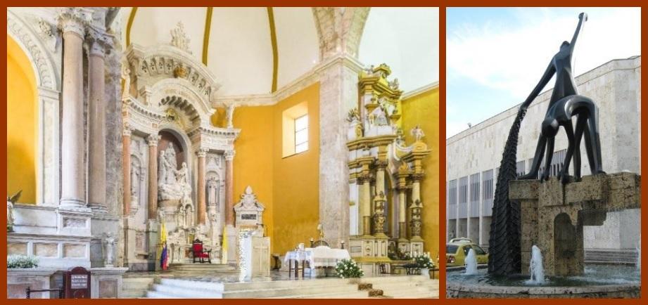 La visita a los siete monumentos – Semana Santa de 2019