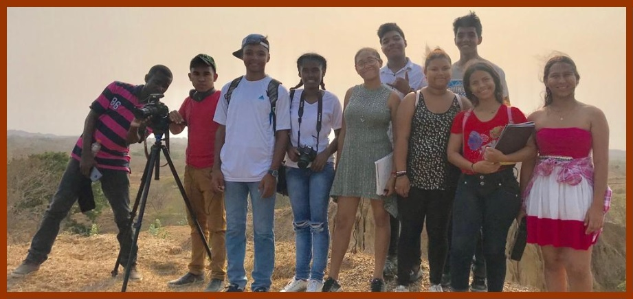 Se consolidan los colectivos de comunicación de Clemencia y Marialabaja