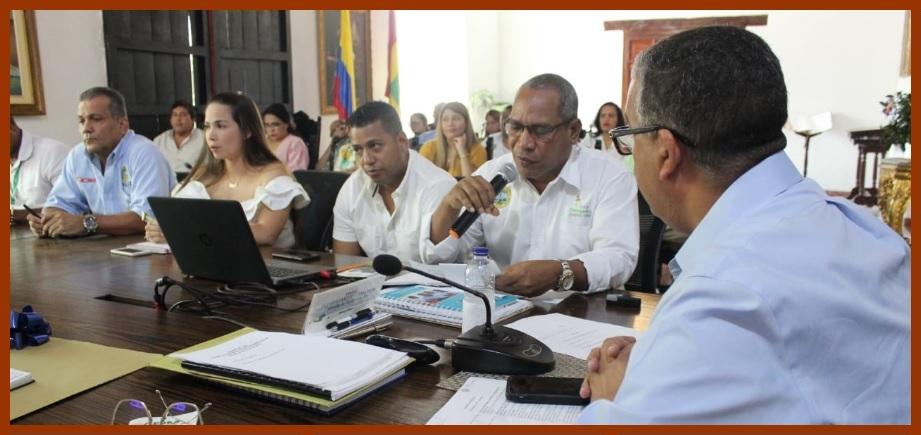 Distrito reactiva Comité de Parques