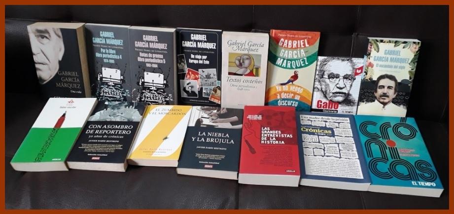 La Feria del Libro 2019, también en Revista Metro, Metro Joven y Metro TV