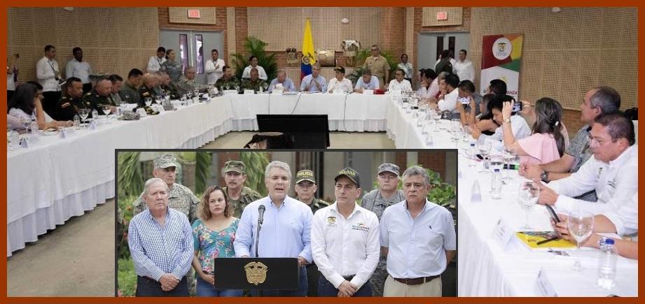 «Enfrentaremos a quienes amenazan y asesinan a los líderes sociales»: Iván Duque