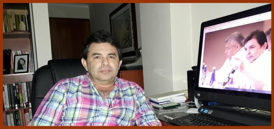 Por «responsabilidad», definitivamente Jorge Cárcamo no será candidato a la Alcaldía