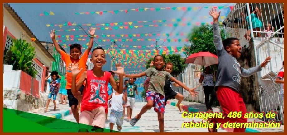 Con una celebración «por todo lo alto», Cartagena festeja su cumpleaños número 486