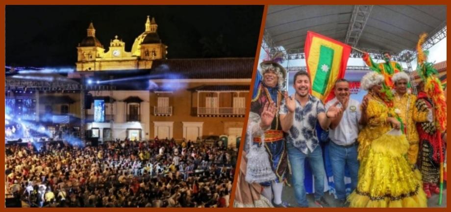 Con una apuesta por la cultura y la inclusión Cartagena celebró su 486° aniversario