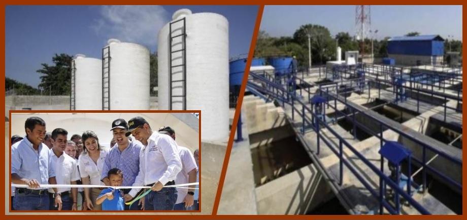 Acueducto regional de Turbaco y Arjona ya es por fin una realidad