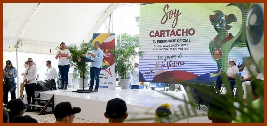 Sensatez para Cartagena