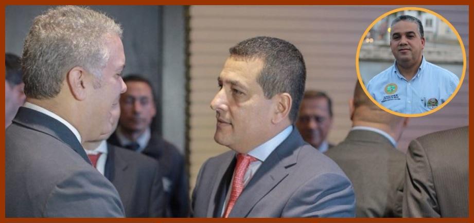 El gobernador Turbay le pedirá este viernes al presidente Duque ratificar a Pedrito Pereira