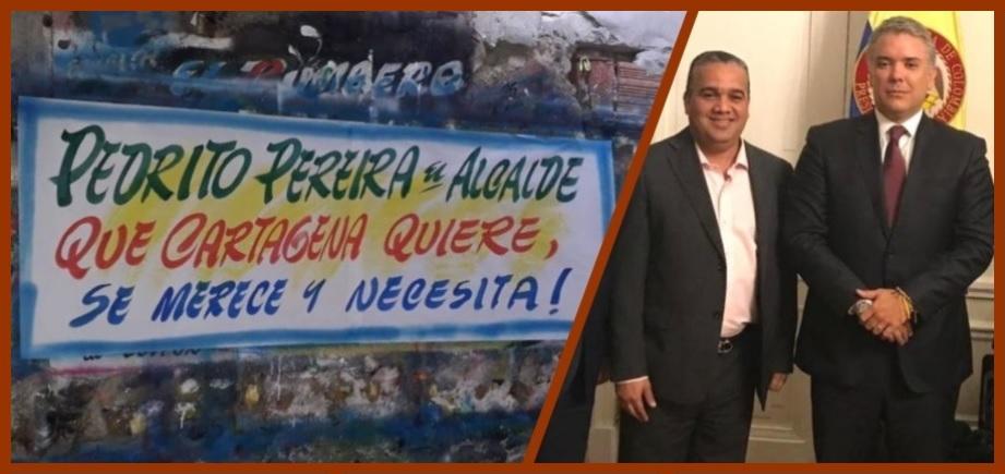 Las acciones de Pedrito Pereira por unir a los cartageneros, un esfuerzo a replicar