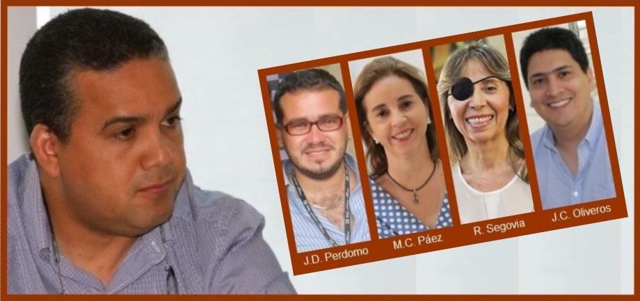 Líderes locales comparten mensajes de confianza y optimismo del alcalde Pereira