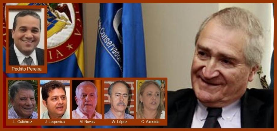 «El Directorio Nacional será el que diga la última palabra»: Omar Yepes Alzate