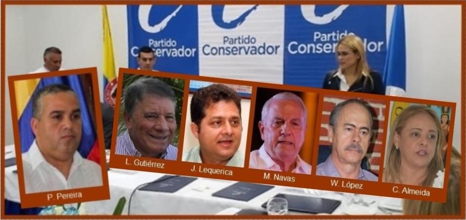 William Montes Medina sería el encargado de integrar la nueva terna conservadora