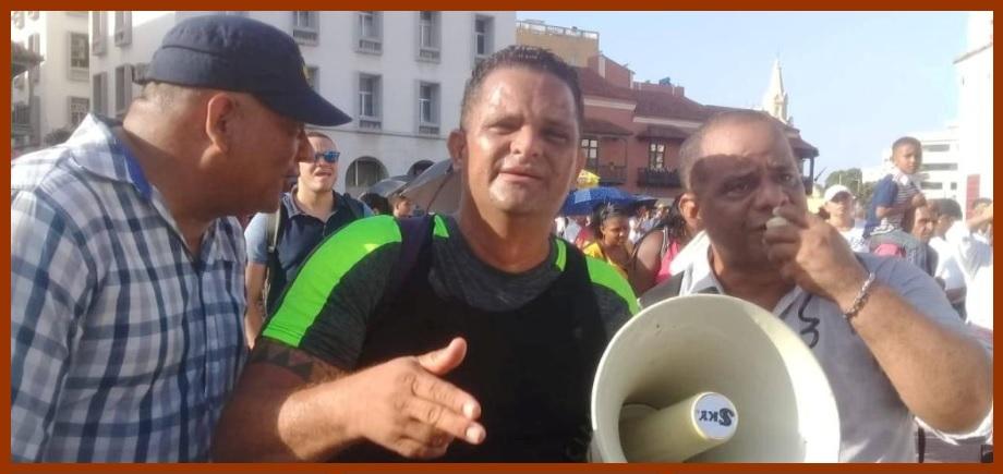 «Tras el video, a los líderes amenazados nos están revictimizando»: Aldo Lora