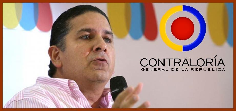 Tras imputarle cargos por $20 mil millones, CGR sanciona a J.C. Gossaín por $1.205 millones