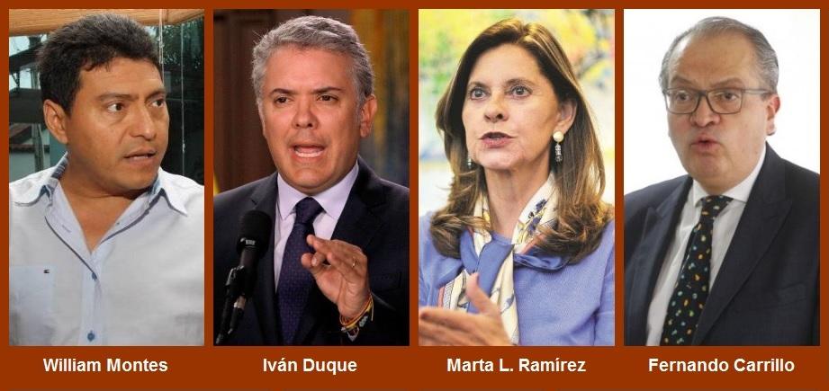 El Conservatismo le dio la espalda al presidente, a la vicepresidenta y al procurador