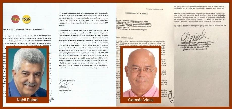 Fuertes dardos de Nabil Báladi a varios de los llamados 'candidatos alternativos'