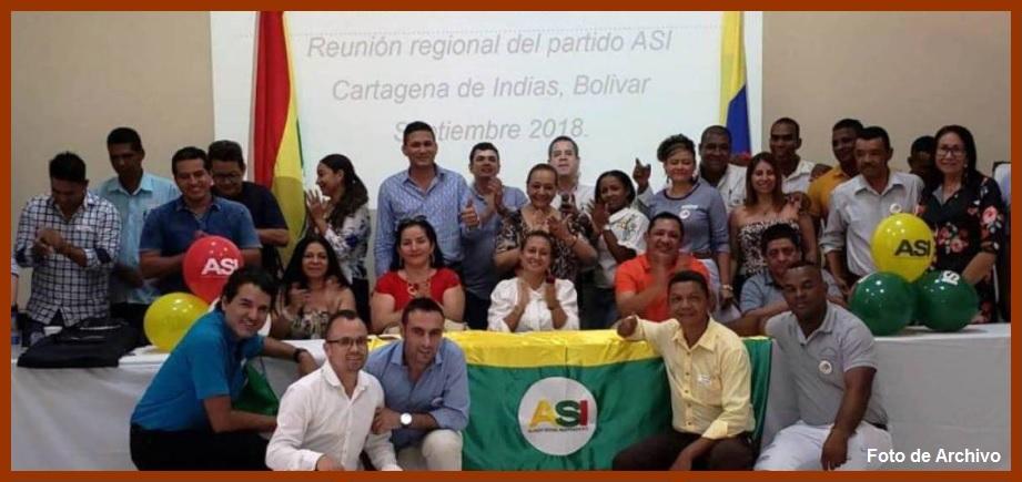 Denuncias por venta de avales en el partido ASI prende las alarmas en Cartagena